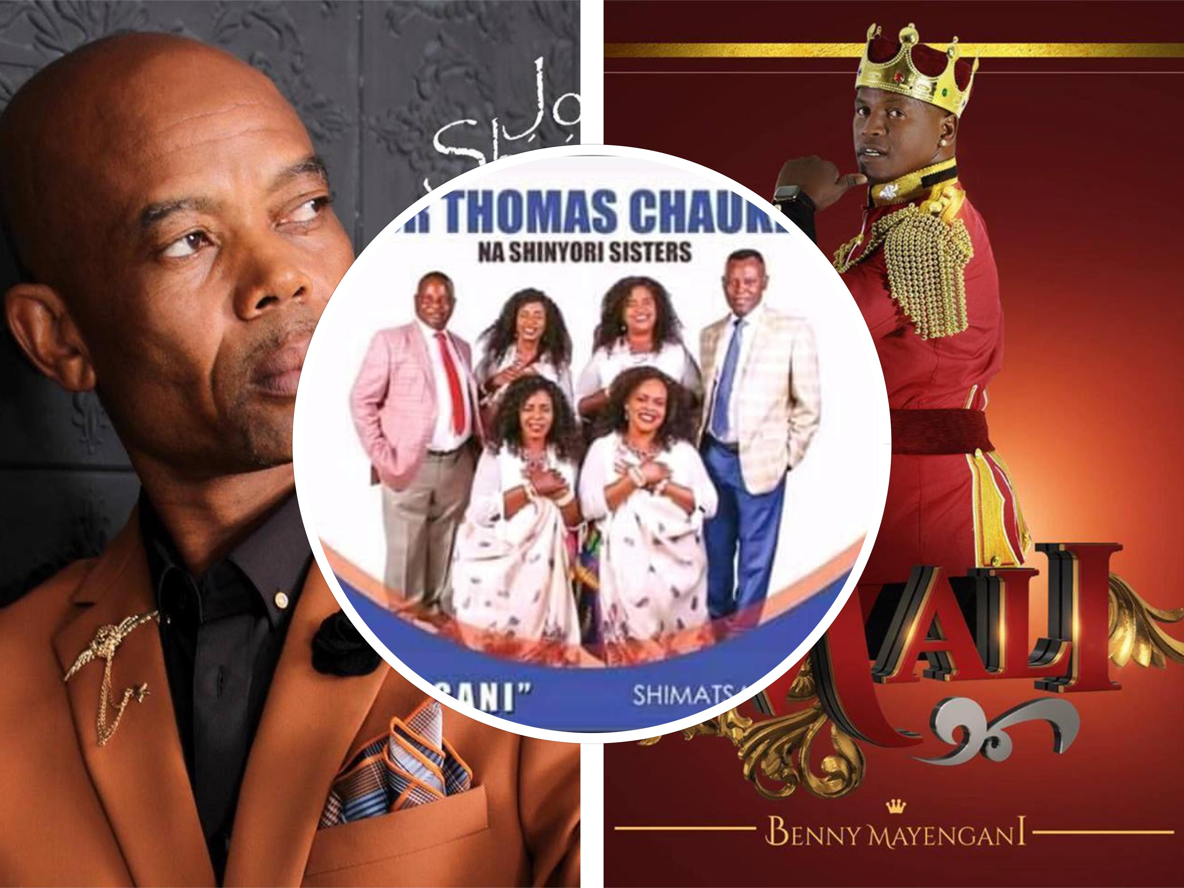 December 2018 Tsonga Albums Update on: Joe Shirimani (Ximbvurembvure